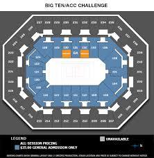 Big Ten Acc Challenge Target Center