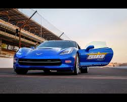 Corvette C7 Sting Ray Indy 500 Pace Car 2013