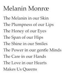 Melanin Quotes Amazing WwwyoutubecQueenKeema Queen Pinterest