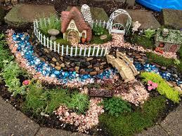 Small Picture Creative Mini Fairy Garden Landscaping Ideas Garden Ideas Design