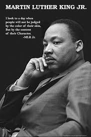 Famous Martin Luther King Quotes Inspiration Martin Luther King Poster Holaklonecco