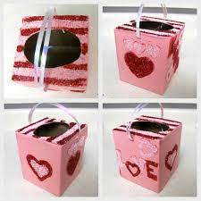 tissue box valentine box