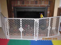 baby gate for fireplace inspirational making a fireplace hearth guard