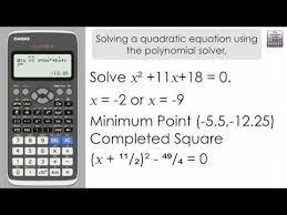 casio fx 991ex fx 570ex calculator