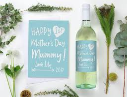 first mother s day personalised gift ideas