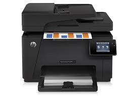 Hp Color Laserjet Pro Mfp M177fw Laser Printer Scanner Copierll L