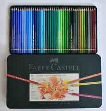 Faber Castell Polychromos Colored Pencils Review Veronica