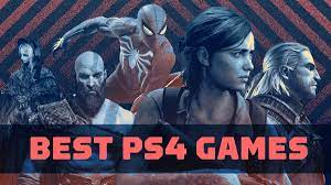 best ps4 games ranking the greatest