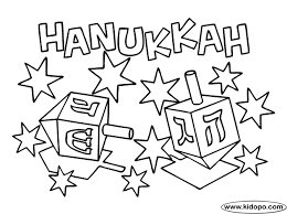 Chanukah Coloring Sheets Hanukkah Coloring Pages Getcoloringpages