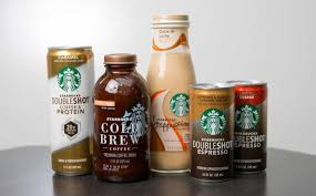 starbucks coffee products. Modren Starbucks Starbucks Launches Readytodrink Coffee Products In US Throughout Coffee Products FoodBev Media