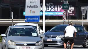The report said over 1,000 international students will be allowed into south australia and the australian. Queensland Nsw Border Reopening December 1 Annastacia Palaszczuk