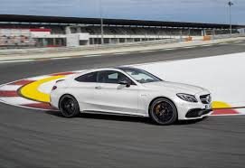 The New 2017 Mercedes-AMG C63 Coupe - Car Pro