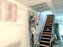 sand drywall sanding sandpaper for drywall patch