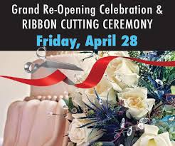 Ribbon Cutting & Grand Re-Opening at Wendy Herrick Floral Designs    Brunswick Downtown Association