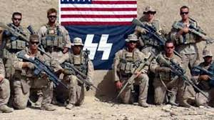 Marine Corps Scout Sniper Ss Scout Snipers Us Marines Adopt Nazi Goons Emblem Rt World News