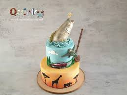 Free shipping on orders over $25 shipped by amazon. Fishing Africa Car Cake The Quirky Cake Society