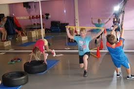 jeugdfitness oefeningen