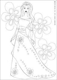 Small Picture Barbie princess coloring pages Hellokidscom