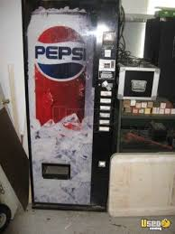 Dixie Narco Pepsi Vending Machine Mesmerizing Dixie Narco Machine DNCB48 Vending Machine Used Soda Machine