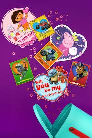 8 Cute Diy Nick Jr Valentines Day Cards Nickelodeon Parents