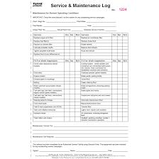 Truck Log Book For Sale Maintenance Service Log Book Code Db28