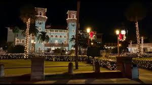 St Augustine Lights Hours Nights Of Lights Saint Augustine Fl