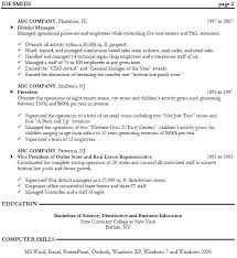 Fitness Club Manager Sample Resume