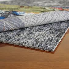 9 x 12 thick felt and rubber rug pad non slip rug pad 3 rubber rug
