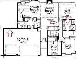 great room floor plans awesome house plans with two kitchens