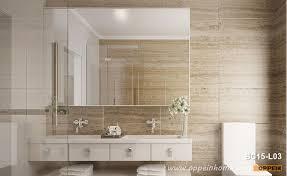 modern lacquer white bathroom vanities