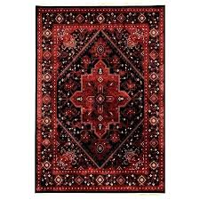 red and black area rugs red and black area rug crown red black area rug red