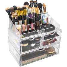 stackable 1 cube cosmetic organizer in acrylic mup lset1 13 the