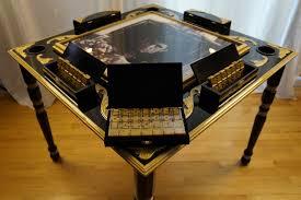 tablas capicubanas scarface custom domino table ardiafm rh ardiafm com custom domino tables miami custom domino