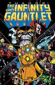 The <b>Infinity Gauntlet</b> - Wikipedia