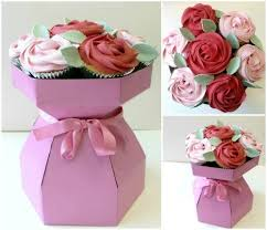 Cupcake Bouquet Boxes Sweet Success Products