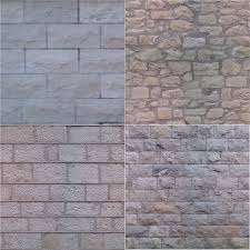 stone wall texture tiles 3d model free