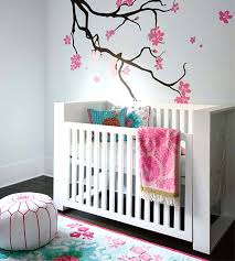 experiment with new themes for baby girl room decor