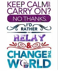 Relay For Life Quotes Magnificent Relay For Life Quotes Fair 48 Best Relay For Life Slogans Images On