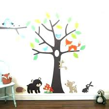 forest decal woodland forest river lexington decals decals for wall forest decal