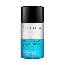 sephora collection waterproof eye makeup remover 1 69 oz