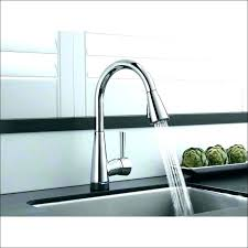 touch activated kitchen faucet. Touchless Kitchen Sink Faucet Touch Activated Black To .