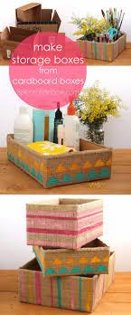 diy decorated storage boxes. 15 Brilliant DIY Ideas That Turn Trash Into Treasure Diy Decorated Storage Boxes