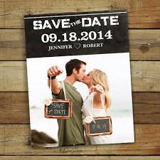 Save The Dates Wedding Kissing In Love Photo Save The Date Cards Ewstd034 As Low As 0 60