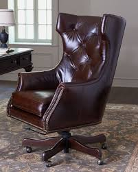 tufted leather executive office chair. Stylist And Luxury Tufted Leather Office Chair Amazing Decoration Brown Desk With Executive