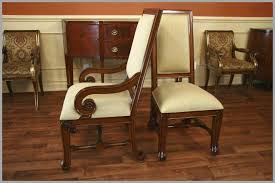 padded dining room chairs cute chair upholstery dining room 4 furniture room image of padded dining