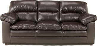 twotone light brown dark glamorous bonded leather sofa