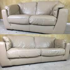 italian leather sofa loveseat for
