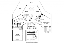 49 fresh narrow lot house plans with rear garage images 105964
