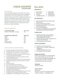 College Student Resume Samples No Experience Entry Level Data Entry