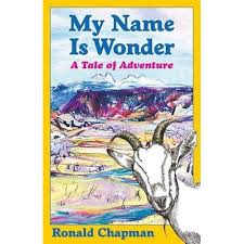 a s grace my name is wonder by ronald chapman dessfish presents
